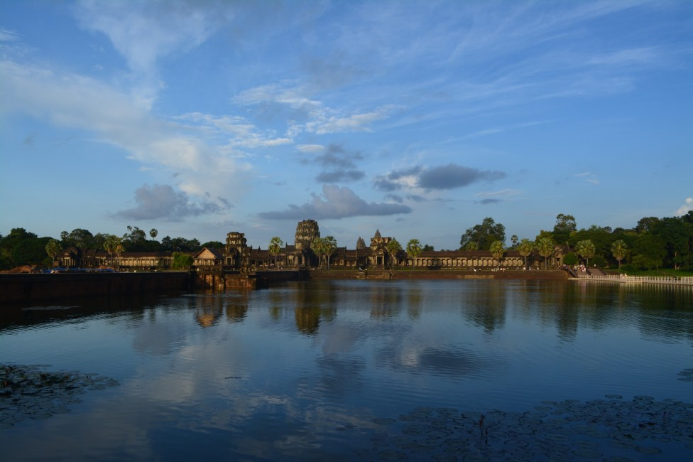 Angkor Wat photo point